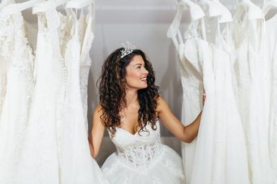 8 règles d'or pour bien choisir sa robe de mariée