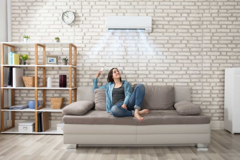 Heat pumps, ecological solution