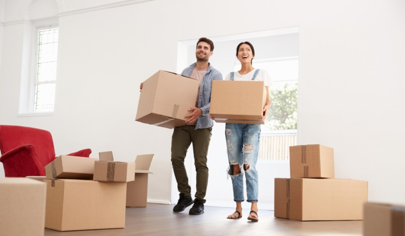 What help get for renting a home?