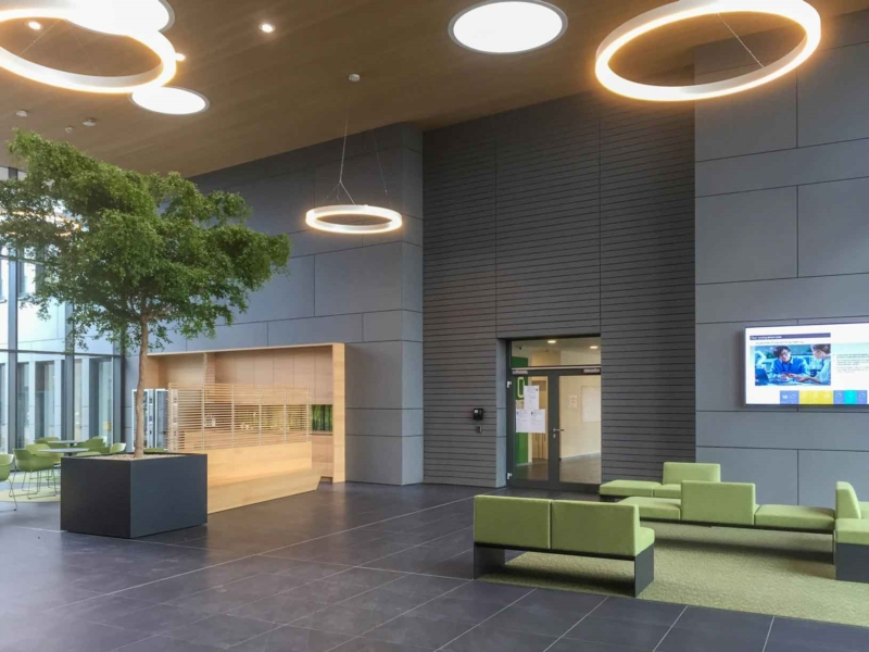 Belvedere Architecture : projet IEE