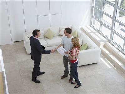 apartment visit