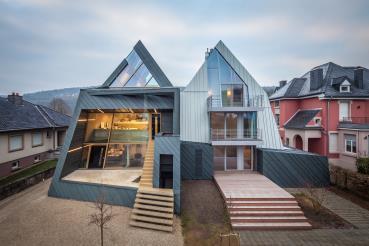 Cabinet Architecture & Urbanism WeB