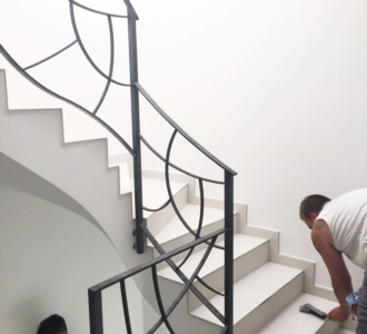 A chaque intérieur son modèle d'escalier