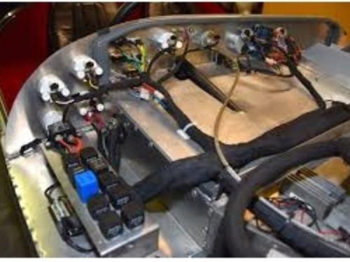 Électricité pour véhicules oldtimers et youngtimers