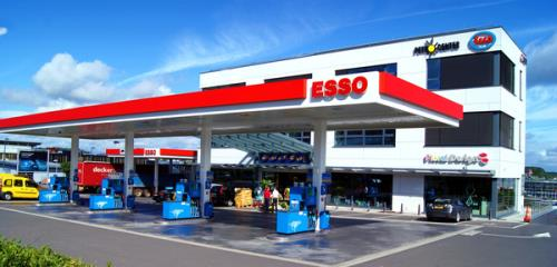 Stations-Services ESSO