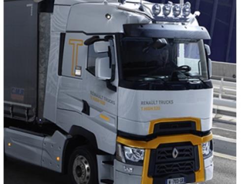 Gamme Renault Trucks