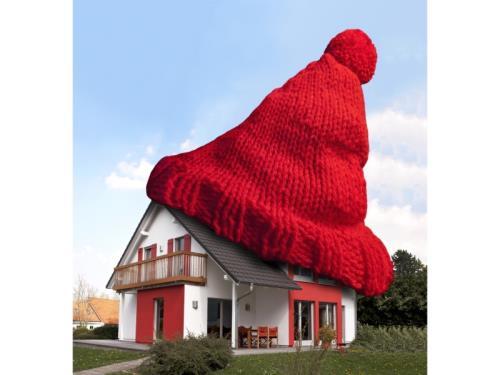 Ziehen Sie Ihr Dach warm an