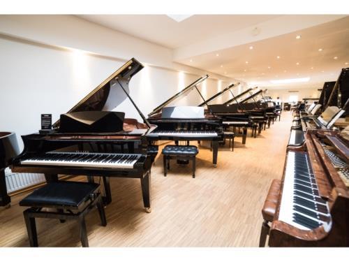 LE PLUS GRAND CHOIX DE PIANOS DE LA REGION: