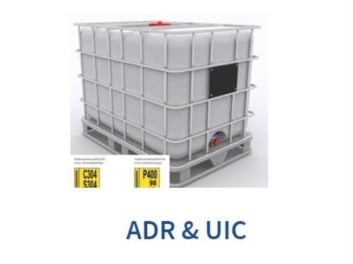 Certification ADR et UIC