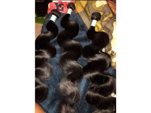 Extensions de cheveux naturels