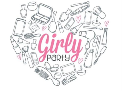 GIRLS MAKE UP PARTY