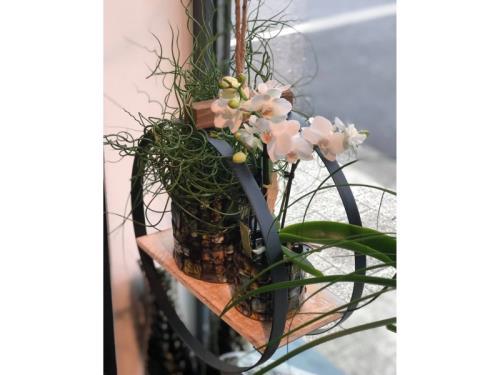 Montages floraux