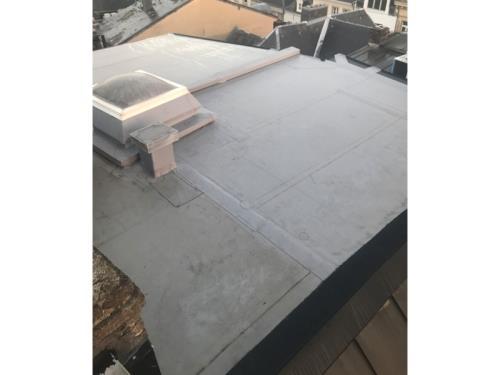 Réfection de toiture plate et étanchéité ALWITRA