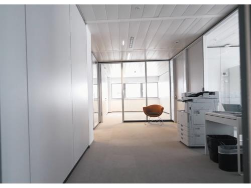 Business corner: small individual offices