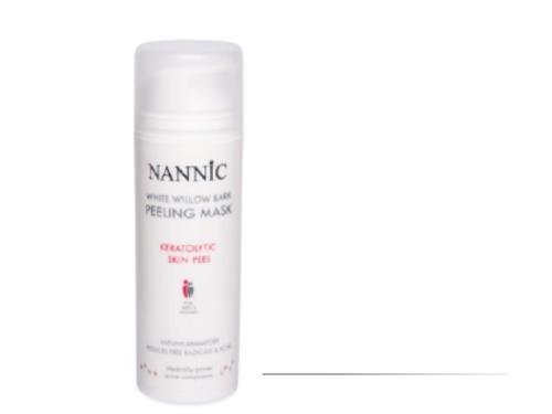 Willow Bark Peeling Mask - NANNIC CLEANSING & TONING