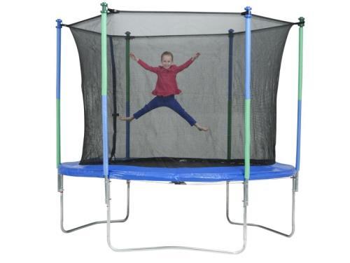 trampolin avec filet
