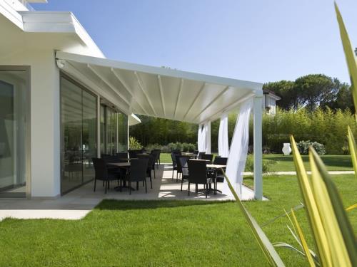 Maßgenaue Lösung für Sonnenschutz