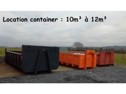 Location de container