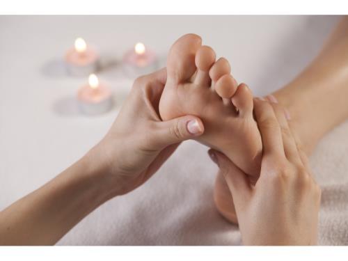 Massage réflexologie
