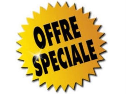Nos offres spéciales