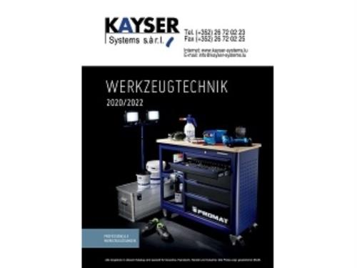 Catalogue Wekrzeugtechnik 2020/2022