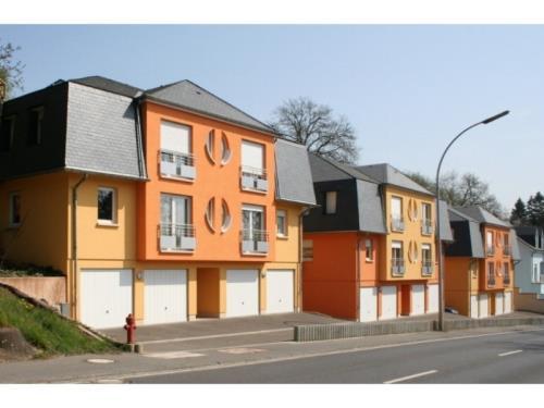 Construction appartements