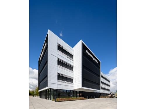 Construction de bâtiments administratifs