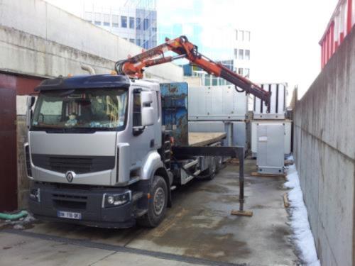 Manutention Camion-Grue