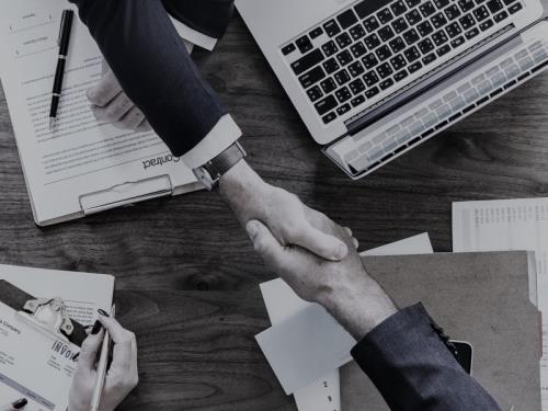Aide à la transmission d'entreprise