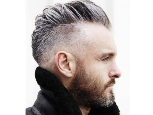 Coupe homme tendance