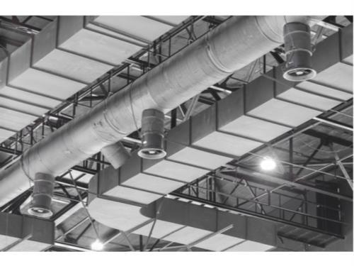 Installation de régulation HVAC