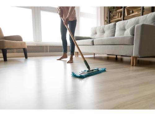 Nettoyage des maisons