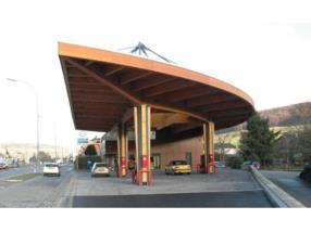 Holzdach