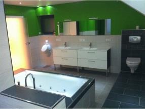 Rénovation de salle de bain Luxembourg