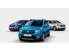 Gamme Dacia