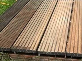 Entretien et réparation des terrasses