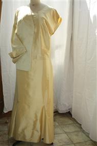 Robe de soirée Collection Evening Dreams - Modèle Citrine