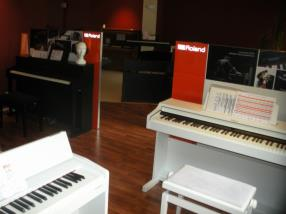 PIANOS NUMERIQUES