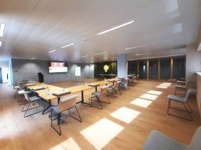 Konferenzraum: das * sichere Treffen *