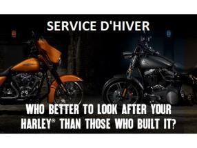 SERVICE D'HIVER
