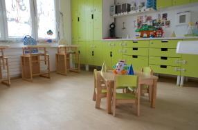 Salle des bébés