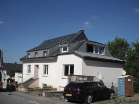 Aufdachdämmung und Dachdeckung