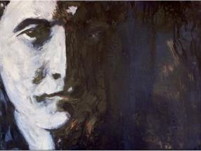 Robi Gottlieb-Cahen : peinture technique mixte