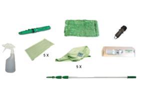 Starter Kit de nettoyage UNGER