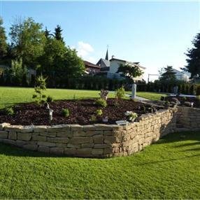 Planing of gardens