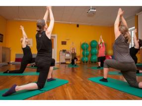 Prenatal Yoga Classes