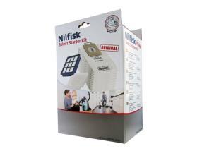 Starter Kit pour Nilfisk Elite