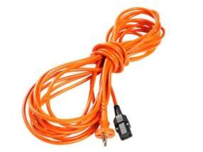 Câble détachable 15m orange pour Nilfisk VP300 Hepa/VP600