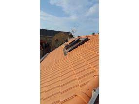 Rénovation toiture tuile