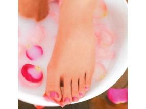 Spa pieds Wellness - Soins des pieds